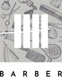 HH Barber Logo
